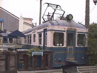 犬吠駅前広場